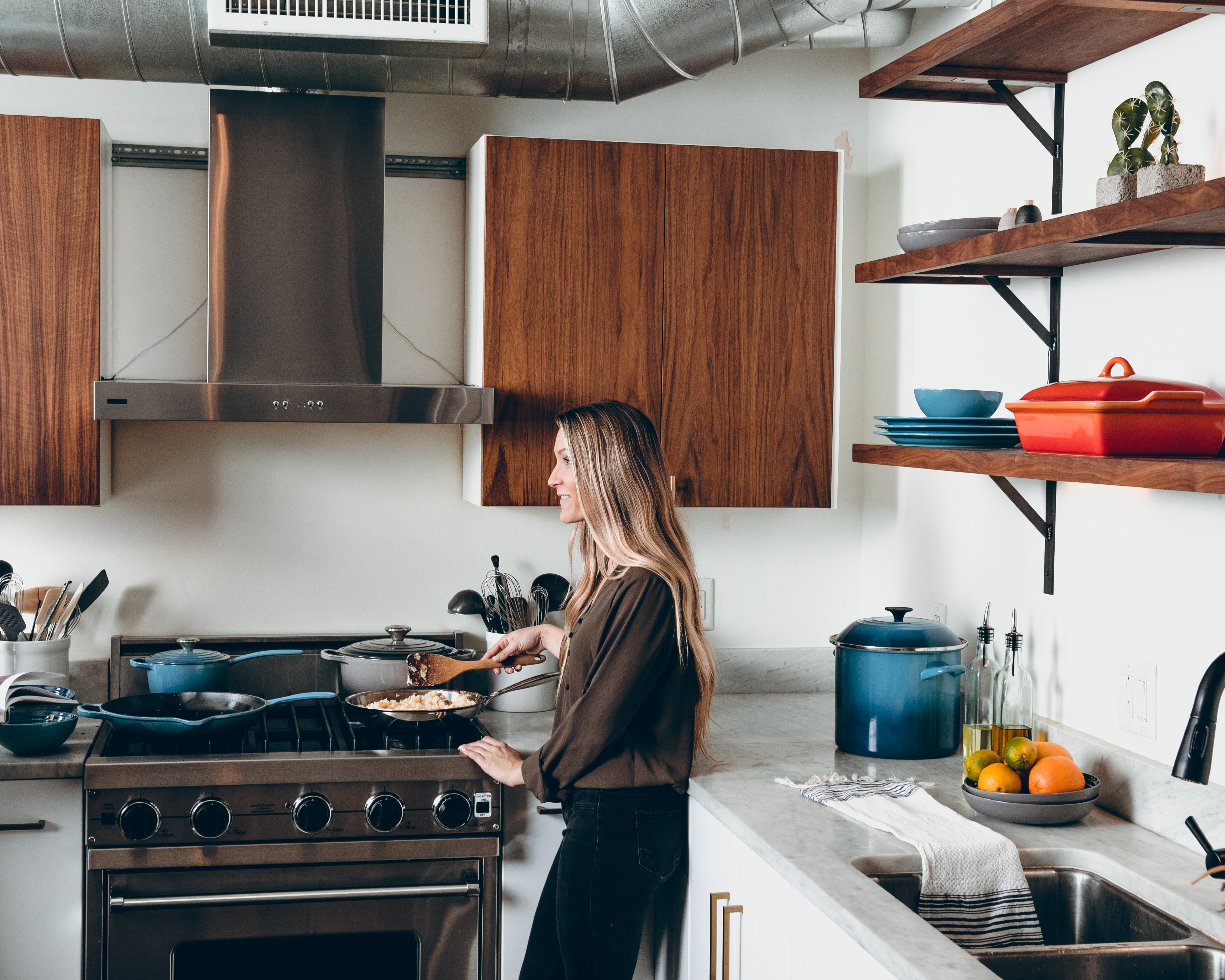 Kuchnia wolnostojąca i jej największe zalety