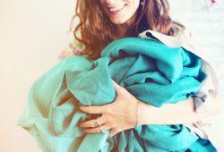 Jak prać delikatne ubrania?
